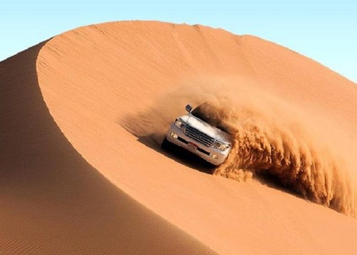 Sa mạc Safari - Điểm du lịch không thể bỏ lỡ ở Dubai