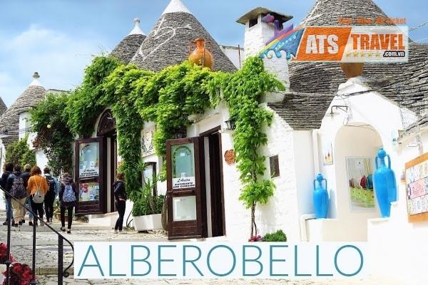 ALBEROBELLO - LẠC VÀO THỊ TRẤN CỔ TÍCH