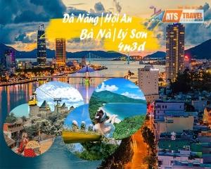 Đà Nẵng - Hội An - Bà Nà Hill - Đảo Lý Sơn (4N3D)