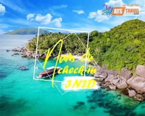 Tour Nam Du - Thiên Đường Maldives Việt Nam (3N2D)