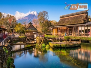 TOUR NHẬT BẢN - FUJI - TOKYO - BAY VIETNAM AIRLINE (4N3D)